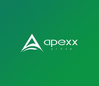 Logo & Web design for the Apexx Group